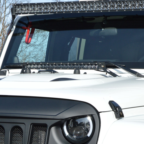 LED Light Brackets & Light Bar Mounts